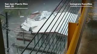 'This was the longest night' Puerto Rican journalist shares Hurricane Maria experience - WASHINGTONPOST