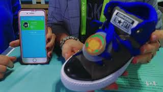 Tracking Shoes Help Keep Kids Safe - VOAVIDEO