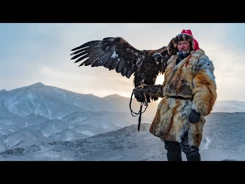 The Ancient Practice of Mongolian Eagle Hunting   The Red Bulletin Presents
