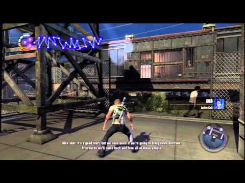 Infamous 2 Walkthrough + Giveaway - Part 32 [HD] (PS3) [Gameplay]