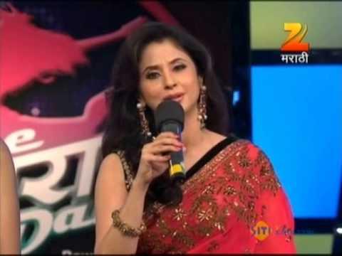 Dance Maharashtra Dance - Episode 5 of 31st December 2012 - Urmila Matondkar Entry