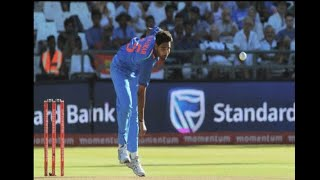 In Graphics: SAVSIND 1st T20: Bhuvneshwar produced the ball after the 'record batting' - ABPNEWSTV