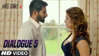 Hate Story IV (Dialogue Promo 5) | Urvashi Rautela Vivan B  Karan Wahi | Movie ► Releasing 9th March - TSERIES