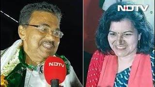 लोकसभा चुनाव 2019 : भुवनेश्वर में आईएएस बनाम आईपीएस - NDTVINDIA