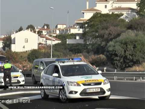 ACCIDENTE CICLISTA 6 JUNIO 2014