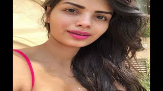 In Graphics: in pics ex bigg boss contestant sonali raut raises oomph in water with her ho - ABPNEWSTV