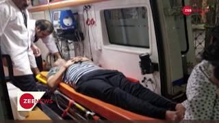 Satyendra Jain hospitalised late night; stable now | सत्येंद्र जैन अस्पताल में भर्ती, हालत स्थिर - ZEENEWS