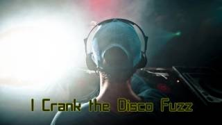 Royalty Free :I Crank the Disco Fuzz