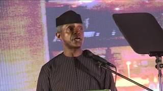 Osinbajo Commissions BUA Cement Plant in Sokoto - ABNDIGITAL