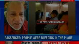 Jet Nightmare: 166 passengers suffer; NewsX accesses names of people injured - NEWSXLIVE