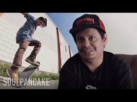 Skateboarding with a Prosthetic Leg?? How This Paralympic Athlete Does It! | The Happiness Stories