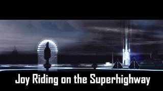 Royalty FreeAction:Joy Riding on the Superhighway