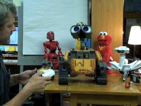 Робот Wall – E. Реальное удовольствие за $200
