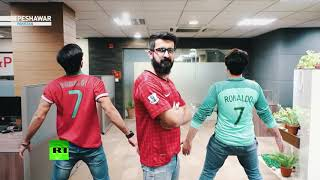 World Cup fans: Pakistan - RUSSIATODAY