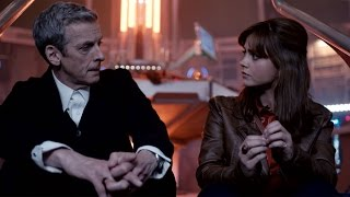 Am I a good man? - Doctor Who: Series 8 Episode 2 Preview - BBC One - BBC