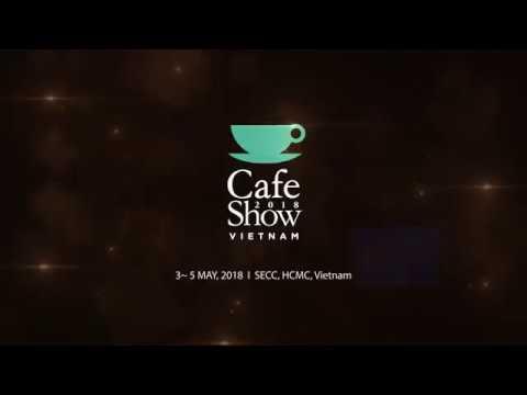 Cafe Show Vietnam 2018