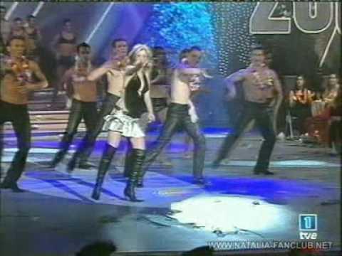 Natalia OT   Besa Mi Piel Actuacion TVE
