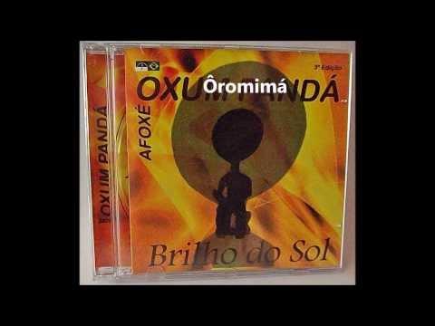 CD BRILHO DO SOL - AFOXÉ OXUM PANDÁ