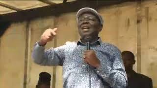 Tsvangirai addresses crowd as Parliament sits to impeach Mugabe - ABNDIGITAL