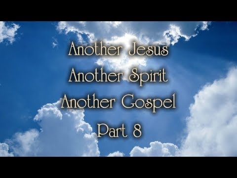 Watchman Video Broadcast 05-12-13, Another Gospel Part 1