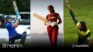 The world of women's cricket - ALJAZEERAENGLISH
