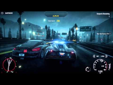 Need For Speed: Rivals. Part 04. Cop. Chapter 2 - Gloves Come Off. XBOX 360
