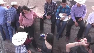 Coleaderos en Ermita de los Correa (Jerez, Zacatecas)