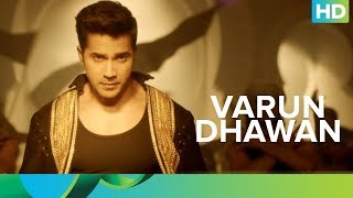 Happy Birthday Varun Dhawan!!! - EROSENTERTAINMENT