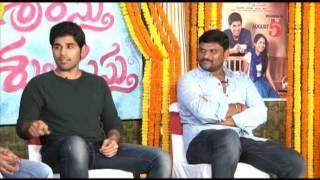 Srirastu Subhamastu team interview - idlebrain.com - IDLEBRAINLIVE