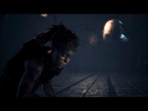 Мрачный мир кошмаров в новом трейлере Hellblade: Senua's Sacrifice.