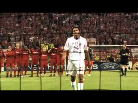 UEFA Champions League Final AC Milan vs. Liverpool F.C. 2005 part 2