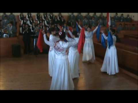 Danza cristiana- Grupo Aliento de vida