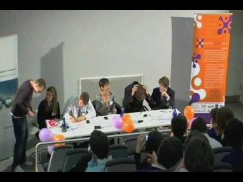 Debating Science Issues - debate competition