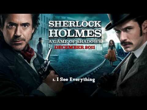 Sherlock Holmes: A Game Of Shadows - Soundtrack Review