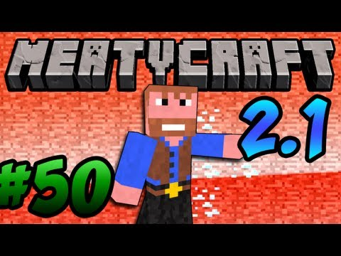Meatycraft 2.1 Gateway To the Flaming Wall 50
