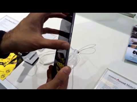 IFA 2014: Huawei Ascend Mate 7 im kurzen Hands-On