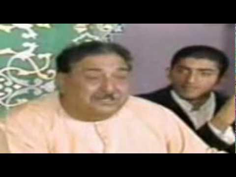 GREAT RENDERINGS-KHAYAL AFGHAN STYLE-ustad muhammad hussain sarhang -LAGRAHI 1