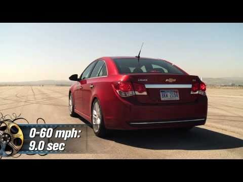 2011 Chevrolet Cruze vs 2012 Ford Focus - Comparison