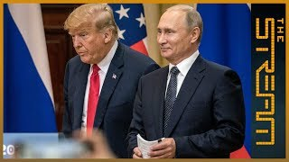 How can Trump rebound from his Helsinki humiliation? | The Stream - ALJAZEERAENGLISH