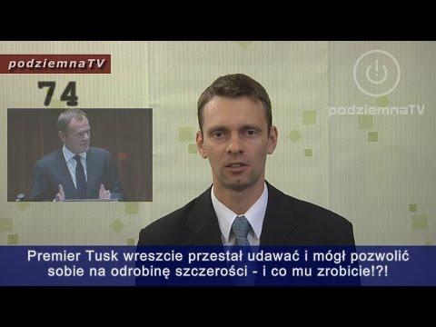 Robią nas w konia: W obronie Premiera Tuska p.o.Pinokia, który wreszcie był szczery!