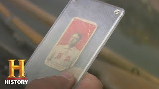Pawn Stars: 1909 Cy Young Baseball Card (Season 5) | History - HISTORYCHANNEL