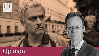 Leadership lessons from Jose Mourinho - FINANCIALTIMESVIDEOS