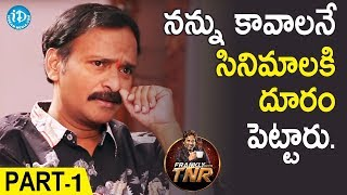 Comedian Venu Madhav Interview Part #1 || Frankly With TNR || Talking Movies With iDream - IDREAMMOVIES