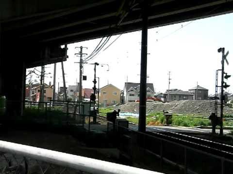 伊予鉄道3000系をCASIO EX-V7で撮る。