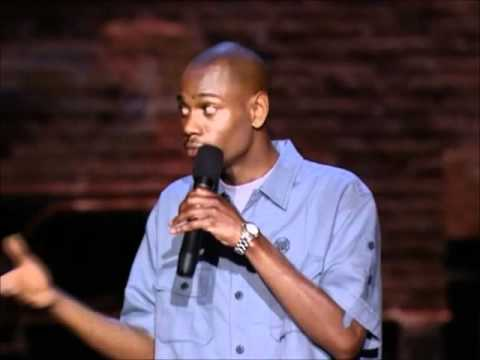 Dave Chappelle - Killin' Them Softly part 2/4