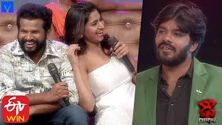 Sudheer and Pradeep Hilarious Comedy  - Dhee Champions (#Dhee 12) - 26th February 2020 - MALLEMALATV