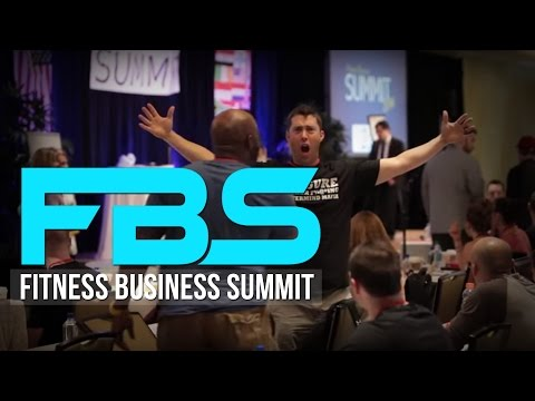 Fitness Business Summit - The #1 Fitness Marketing and Business Event