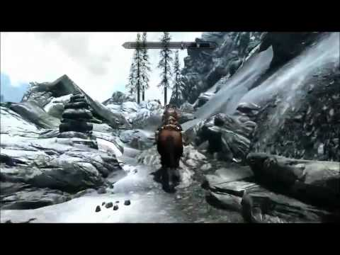 Elder Scrolls Skyrim: SDCC 11: Gameplay