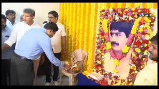 Siti Cable Founder Potluri RamaKrishna 20th Death Anniversary in Vijayawada | CVR News - CVRNEWSOFFICIAL