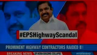 CM EPS under scanner for corruption in allocation; prominent highway contractors raided by I-T - NEWSXLIVE